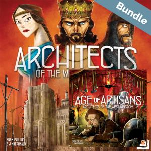 Architects of the West Kingdom bundle (EN)