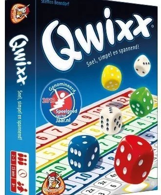 Qwixx (NL)