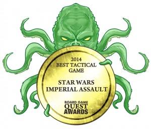 Star Wars: Imperial Assault Award