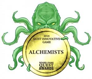 Alchemists Most Innovative Game