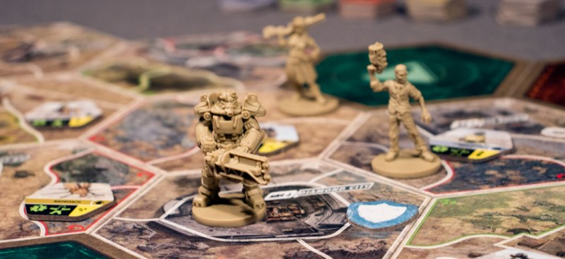 Image result for fallout board game