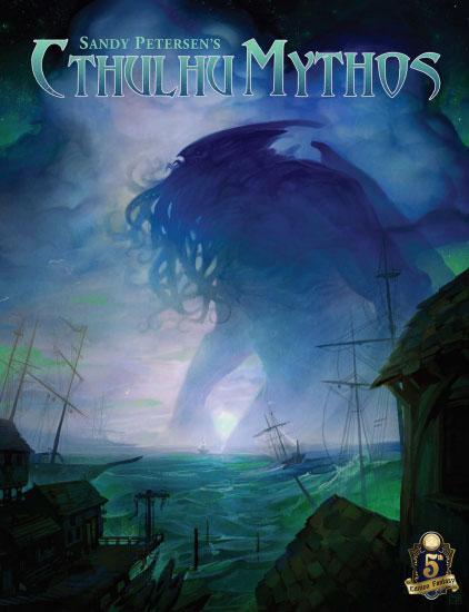 Image result for D&D 5E: Cthulhu Mythos