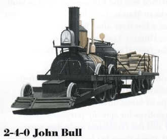 2-4-0 John Bull