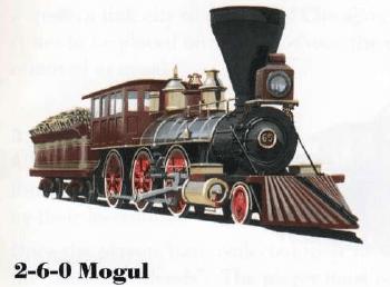 2-6-0 Mogul