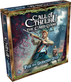 Call of Cthulhu The Card Game extensie For the Greater Good 1