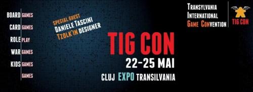 Ce se va intampla la targul international TIG Con 2014