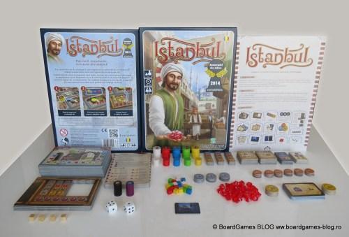 Istanbul-limba_romana-Prezentare_detaliata_componente_review