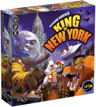 King of New York Coperta