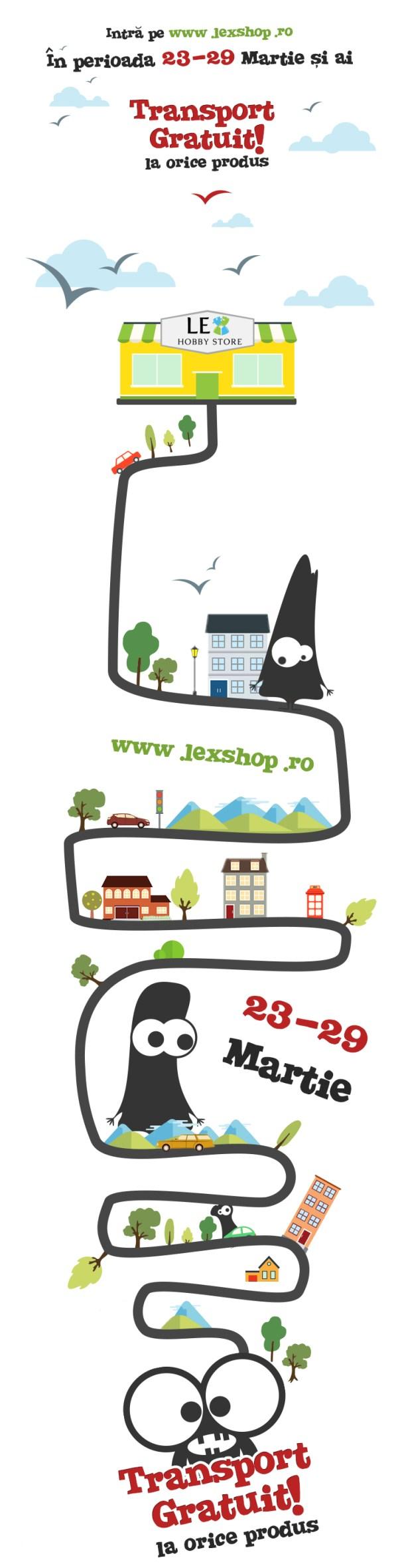 Lex Hobby Store-TRANSPORT GRATUIT indiferent de valoarea comenzii