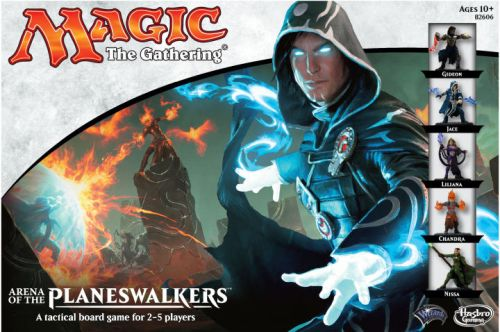 Magic the Gathering Arena of the Planeswalkers coperta cutie