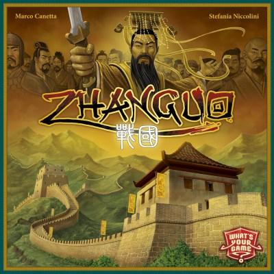 ZhanGuo Coperta jocului