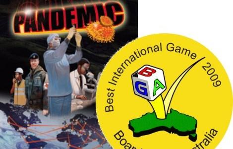 Best International Game for 2009
