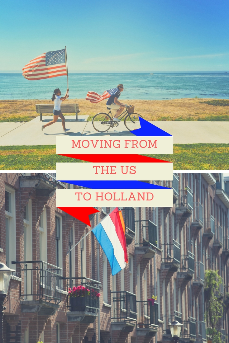 move from the US to holland