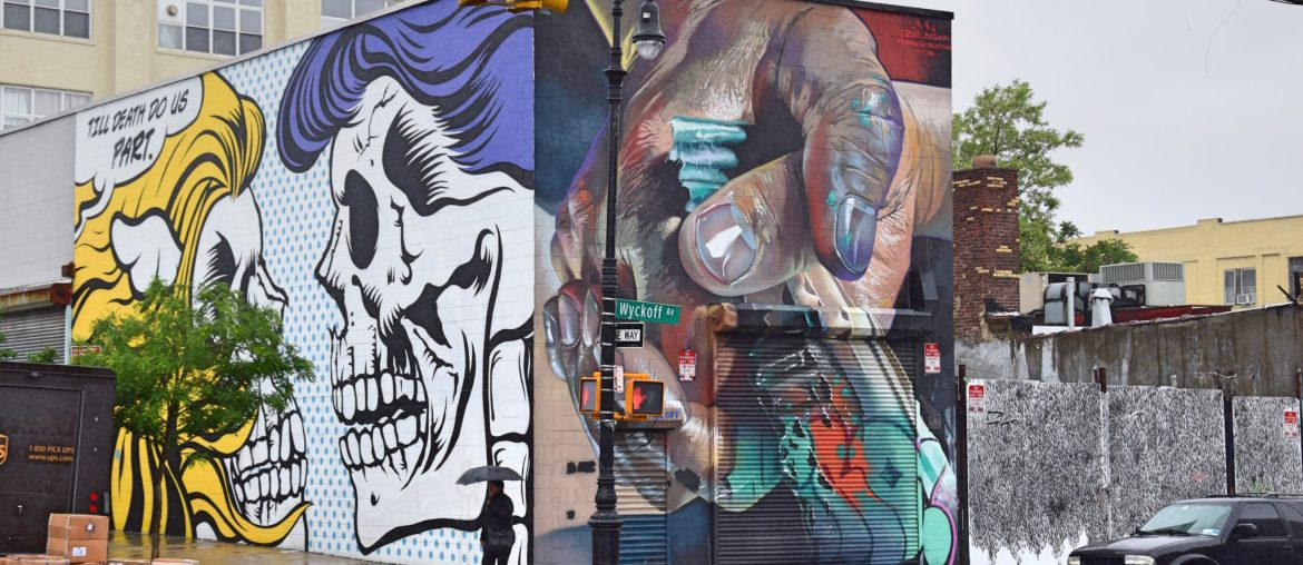 NYC Street Art : The Bushwick Collective