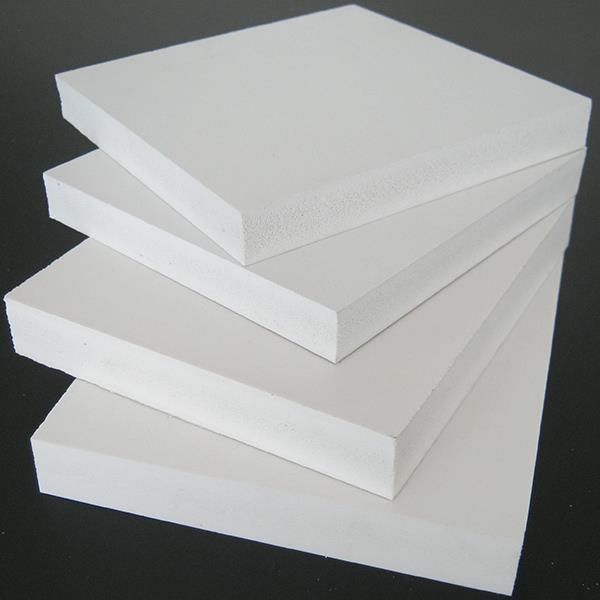 Waterproof And Fireproof PVC Rigid Foam Board For Cabinet