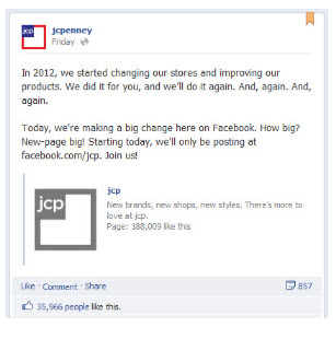 JCP FB Post