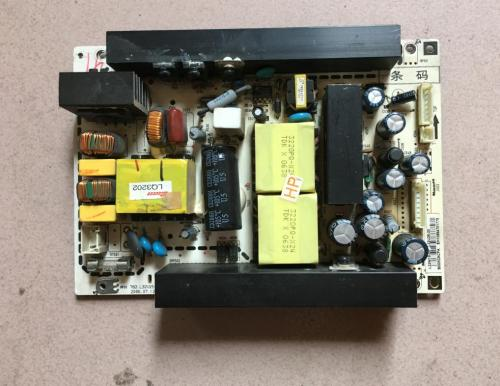 small resolution of audiovox fpe3206 power supply 782 l32u25 200c 667 l32t18 20