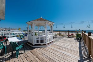 Sundeck 3 at New Jersey Oceanfront Hotel | Bordwalk Charlee Hotel