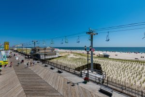 Views from New Jersey Oceanfront Hotel | Bordwalk Charlee Hotel
