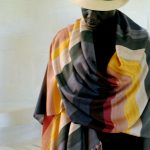 Tomatsie Bamboo Shawl By Tsandza Weaving