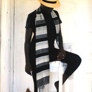 Bamboo Scarf By Tsandza Weaving