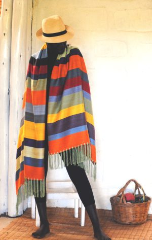 Bamboo Shawl by Tsandza Weaving