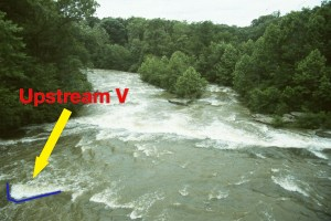 River Hazards—Upstream and Downstream Vs | US | Boat Ed™