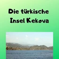 Die türkische Insel Kekova
