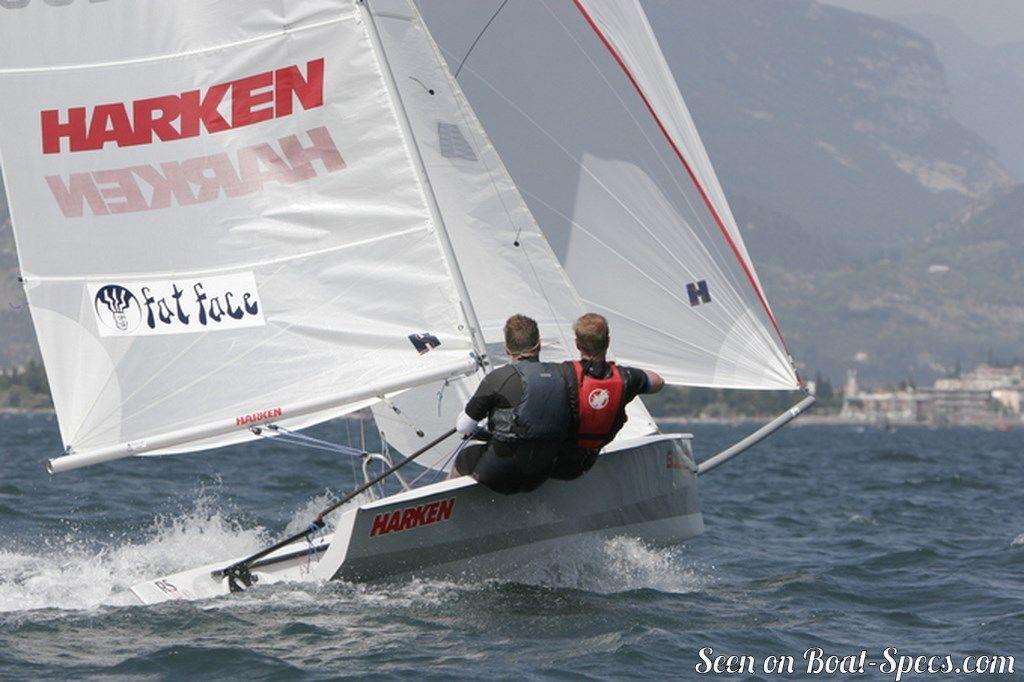 RS 400 (RS Sailing) - Fiche technique de voilier sur Boat-Specs.com