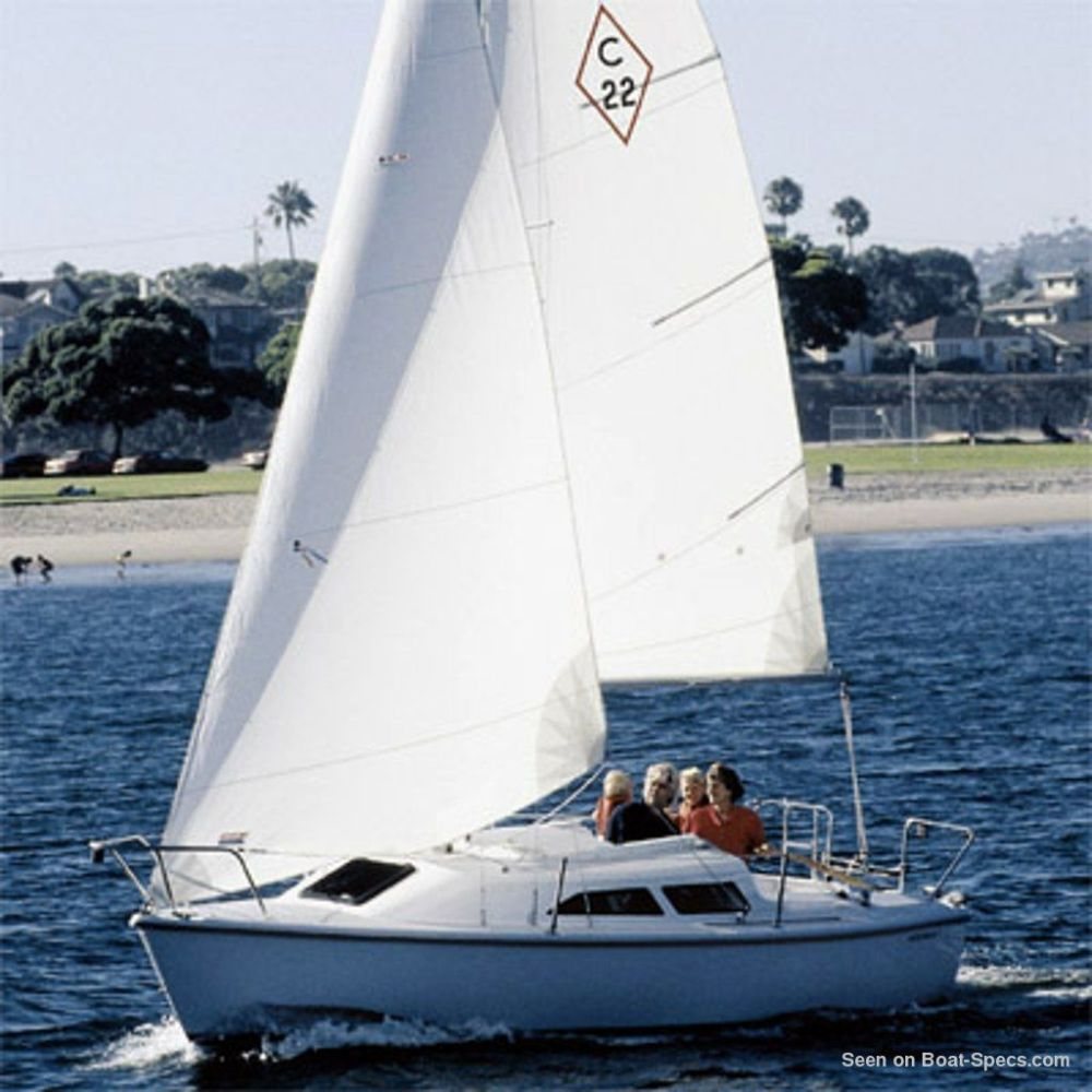 medium resolution of catalina yachts catalina 22 mkii