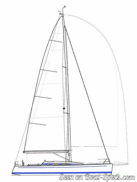 NYYC 42 (Nautor's Swan) sailboat specifications and