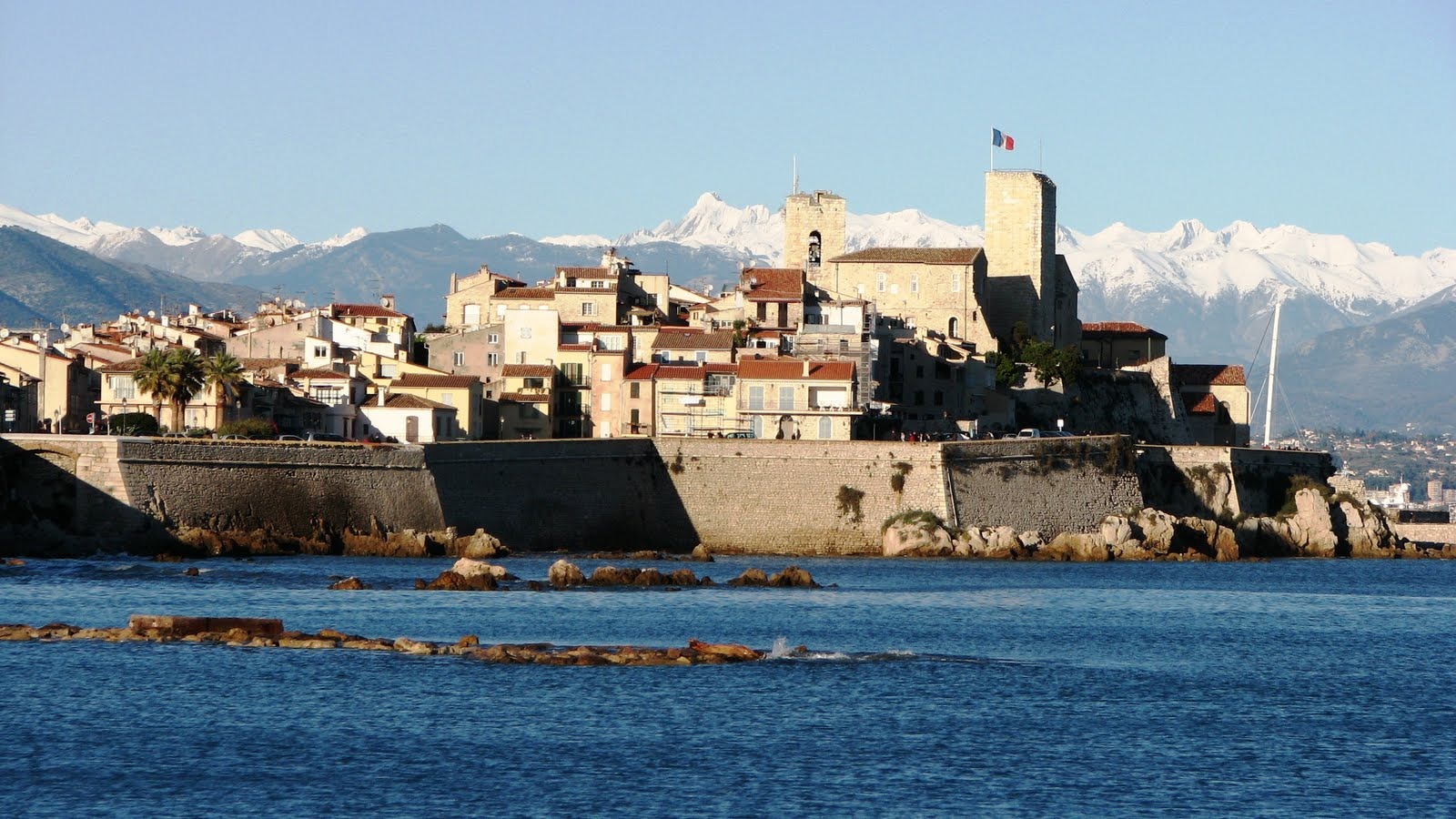 Visit Antibes For Your Luxury Yacht Charter Yacht