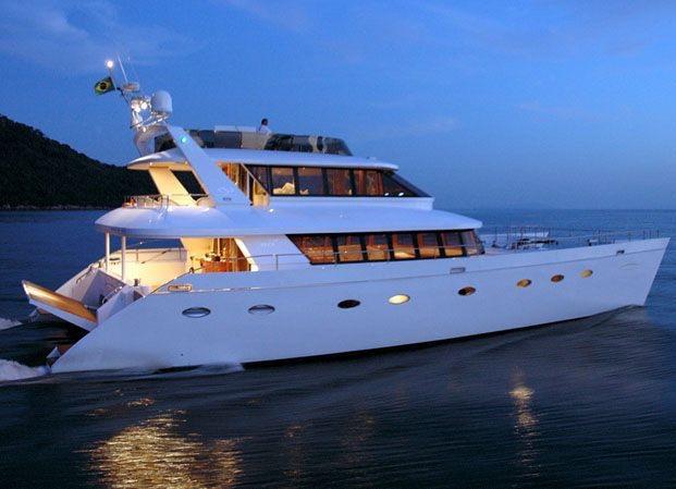 Luxury Crewed Catamaran ATLANTIS II Sun Boats 80