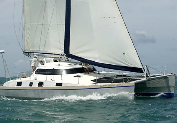 Charter Yacht Mumby 48 4 Cabins Phuket Thailand