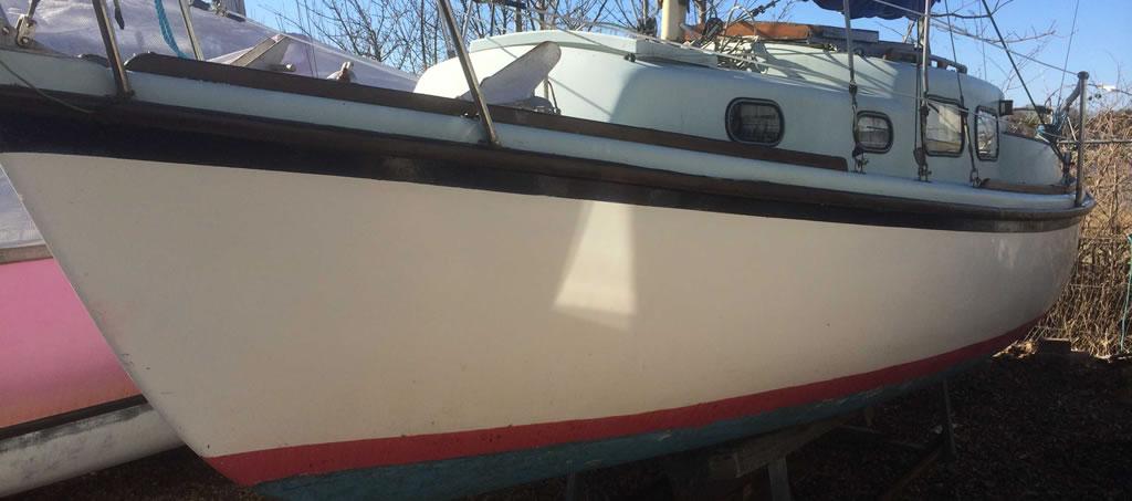 Boat Scrap Finance - Scenario