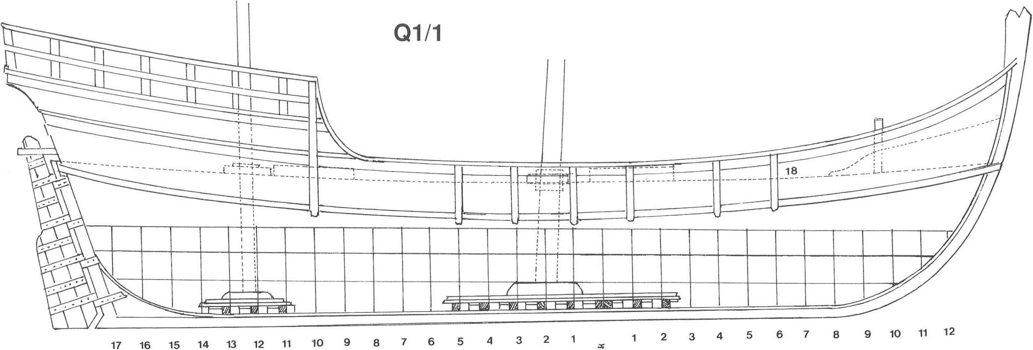 diagram of a caravel ship typical thermostat wiring plan contruction construction boat plans