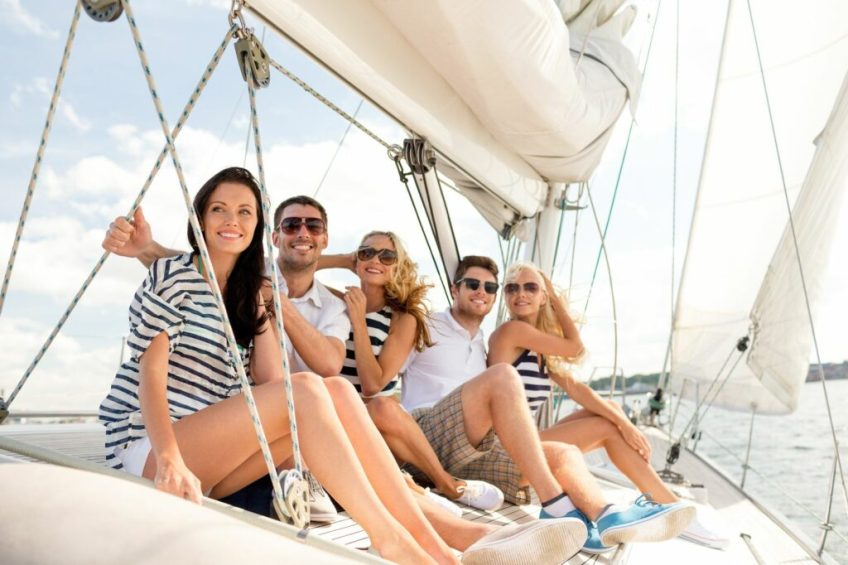 boat charters malta itineraries family