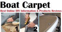 The Ultimate DIY Guide to Marine Carpet Replacement | Boat ...