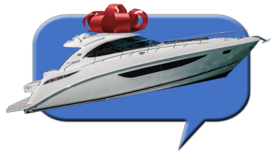 Managed chat helps sell boats during the holidays