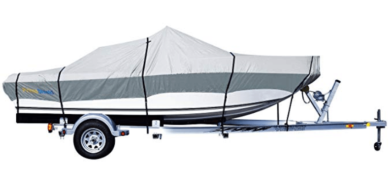 NEW CAMO VORTEX 25-26  FT ULTRA 5 YEAR CANVAS COVER FOR PONTOON//DECK BOAT