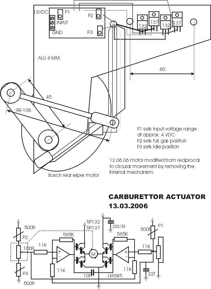 Wiring Diagram For A Nitrous Tachometer Tach Wiring