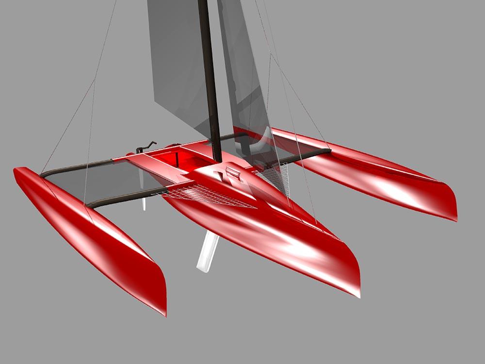 simple small boat design