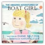 The Amazing Adventures of Boat Girl Book for Kids
