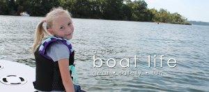 kid's boat life