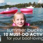 Summer Bucket List for Boat-Loving Kids