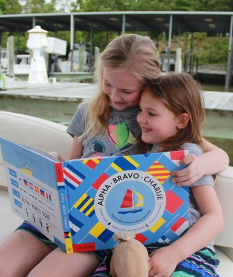 nautical book kids