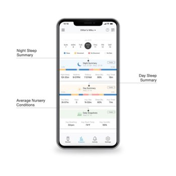 miku baby monitor app