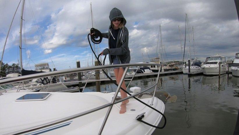 first mate boat trip