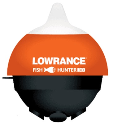Lowrance Fishhunter 3D Castable Transducer  Lowrance 000