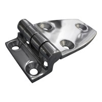 Stainless Steel A4 (316) Offset Hinge, Marine & Sailing ...